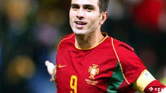 Pedro Miguel Pauleta, Portugal, WM 2006