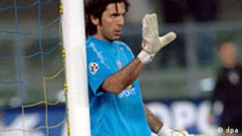 Gianluigi Buffon, Italien, WM 2006