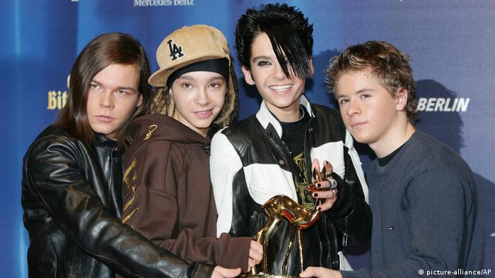 Группа Tokio Hotel