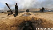 Syrien Kurdische Ölfelder von IS eingenommen