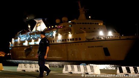 إنقاذ 345 مهاجراً سورياً قبالة سواحل قبرص   أخبار   DW.DE   25.09.2014