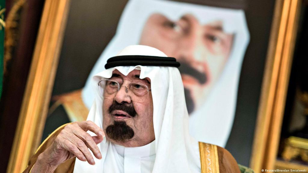 حداد في معظم الدول العربية على وفاة الملك عبدالله أخبار Dw عربية أخبار عاجلة ووجهات نظر من جميع أنحاء العالم Dw 23 01 2015