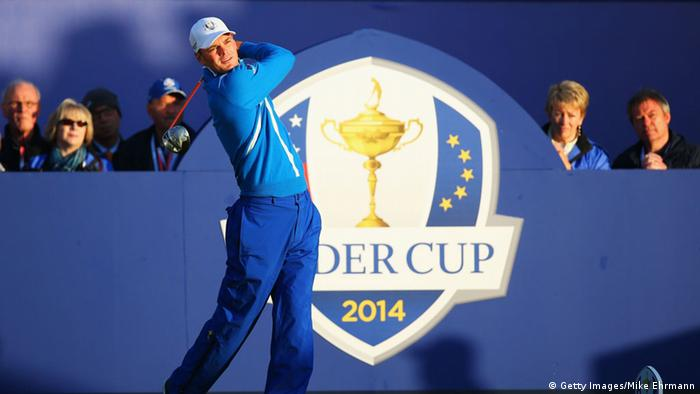 Martin Kaymer beim Ryder Cup (Foto: Mike Ehrmann/Getty Images)