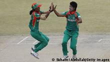 Asian Games 2014 in Incheon Cricket Frauen Bangladesch