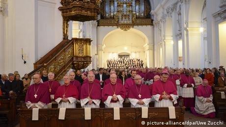Herbstvollversammlung der Deutschen Bischofskonferenz 23.09.2014 Fulda