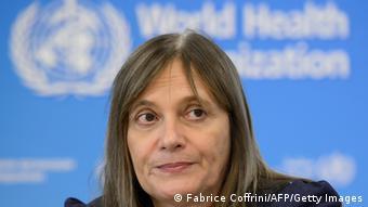 World Health Organization (WHO) - Marie Paule Kieny