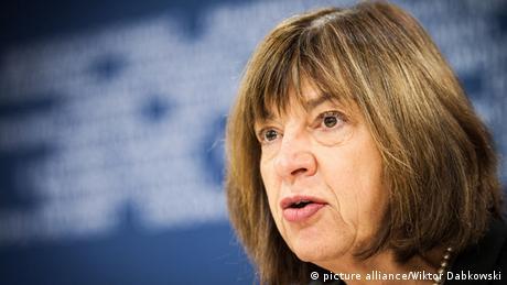 Євродепутатка Ребекка Гармс: Сподіваюсь, ЄС не призупинить безвіз для українців