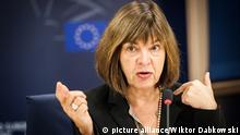Grüne Politikerin Rebecca Harms 26.9.2014