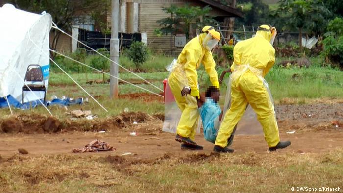 Sierra Leone Ebola September 2014