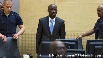Internationaler Strafgerichtshof Den Haag Prozess Charles Blé Goudé