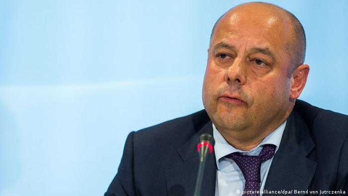Міністр енергетики та вугільної промисловості України Юрій Продан