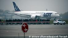 Boeing 787 Dreamliner LOT Polish Airlines
