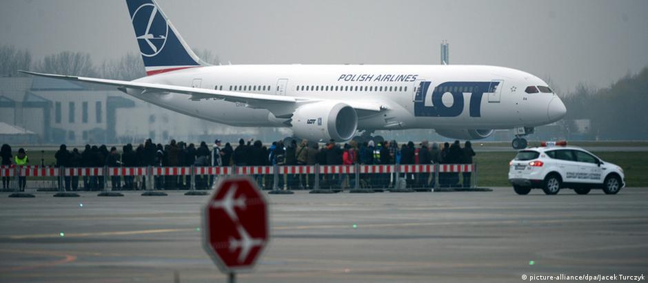To μεγαλύτερο ευρωπαϊκό αεροδρόμιο στην Πολωνία;