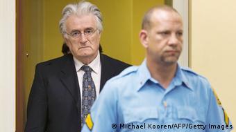 Колишній президент Республіки Сербської Радован Караджич постав перед міжнародним трибуналом