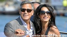 Venedig Hochzeit George Clooney Amal Alamuddin
