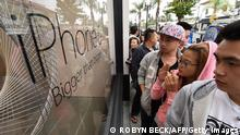 iPhone 6 Launch USA