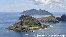 Japan Inseln Minamikojima, Kitakojima & Uotsuri