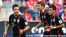 Fußball 1. Bundesliga 6. Spieltag 1. FC Köln - Bayern München 27.09.2014