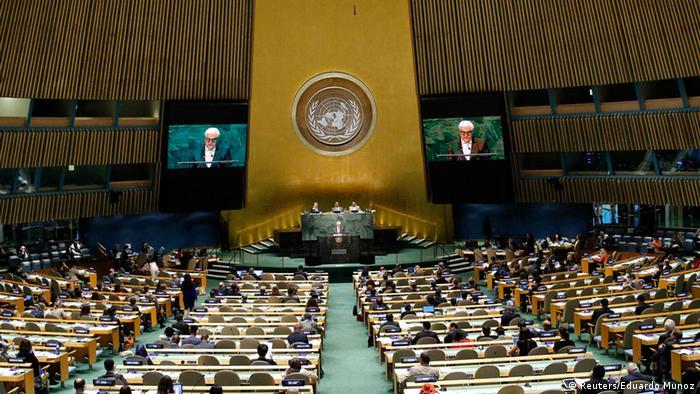 New York Rede Steinmeier UN-Vollversammlung 27.09.2014