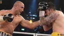 Arthur Abraham bleibt Boxweltmeister im Supermittelgewicht