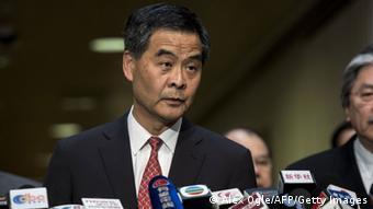 Hong Kong Leung Chun Ying