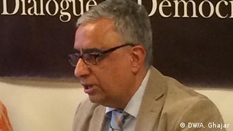 جمشید فاروقی، رئیس بخش فارسی دویچه وله
