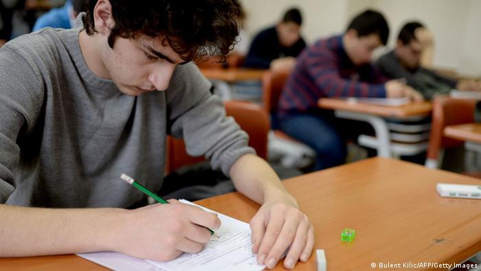 Türkei Schule Schüler Unterricht Klassenzimmer (Bulent Kilic/AFP/Getty Images)