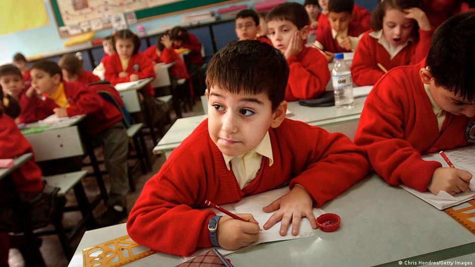 ترکی: ایک چوتھائی قابل طلباء امام خطیب اسکولوں میں جائیں گے   DW   13.04.2018