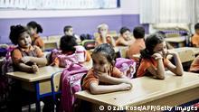 Türkei Schüler Mädchen Schule