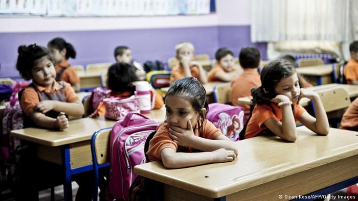 Türkei Schüler Mädchen Schule (Ozan Kose/AFP/Getty Images)