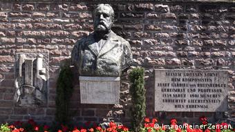 Памятник Йозефу Габриэлю Райнбергеру в Мюнхене