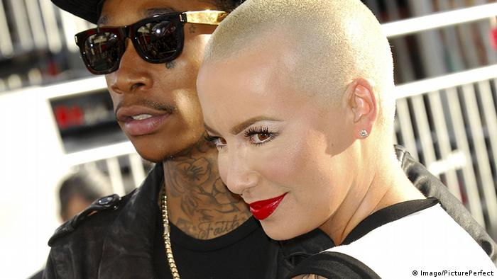 Amber Rose Wiz Khalifa (Imago/PicturePerfect)