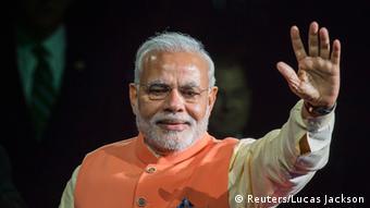 Modi Rede in Madison Square Garden 28.09.2014 New York