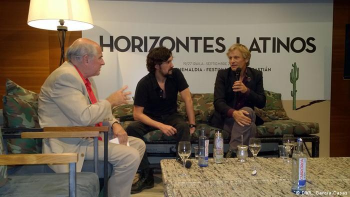 Internationales Filmfestival San Sebastian 2014