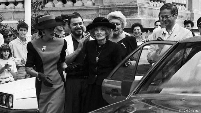 Internationales Filmfestival San Sebastian 2014 Der letzte Abschied von Bette Davis