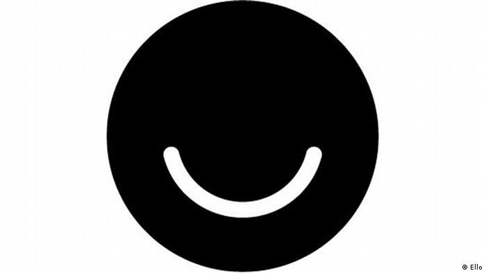 Screenshot Ello Logo