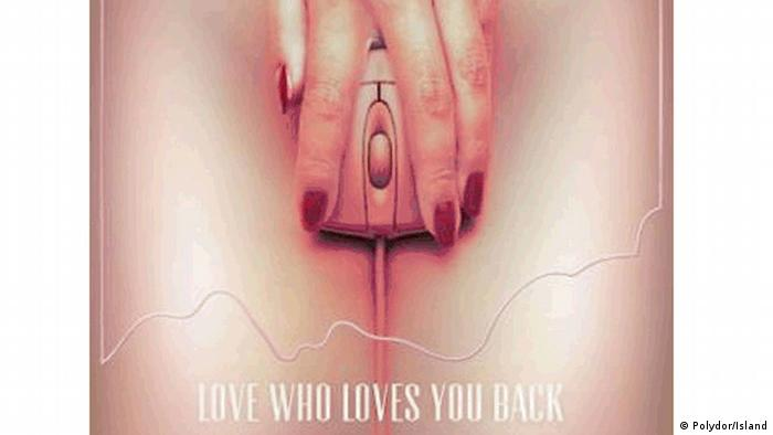 CD Cover Tokio Hotel Love who loves you back