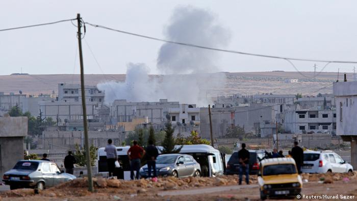 Kampf um Kobani 29.09.2014