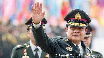Thailand Premierminister Prayuth Chan-ocha 30.09.2014