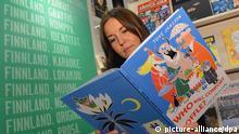 Buchmesse in Frankfurt Ehrengast Finnland