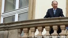 Genscher Botschaft in Prag 30.09.2014