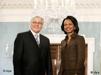 Steinmeier paves the way for new, improved German-US relations