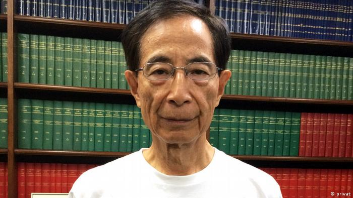 Hong Kong activist Martin Lee: 'I know justice is on my side'