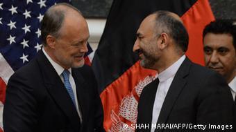 Afghanistan Sicherheitsabkommen mit den USA