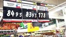 Symbolbild - Sanktionen Russland