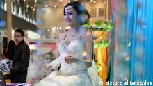 Hochzeit China (picture-alliance/dpa)