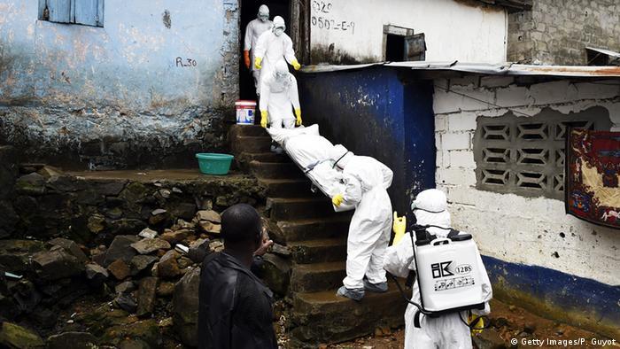 UN Ebola chief vows swift progress in fighting outbreak