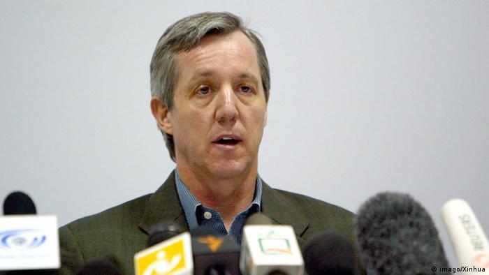 Anthony Banbury, Vorsitzender der UNO-Sondermission UNMEER