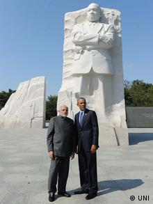 Narendra Modi in den USA