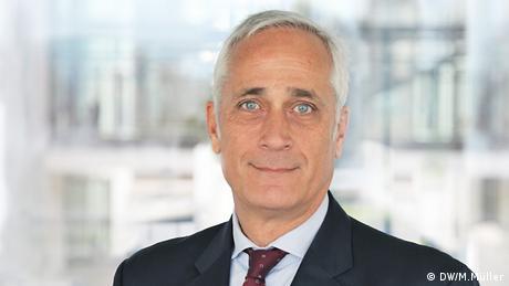 Christoph Jumpelt, Deutsche Welle, Leiter Unternehmenskommunikation und Pressesprecher